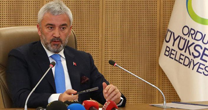 'AK Parti, Ordu Belediye Başkanı Enver Yılmaz'ı görevden aldı' iddiası