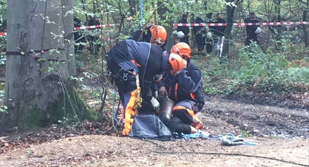 Almanya'da polis, Köln kenti yakınlarında bulunan Hambach Ormanı'ndaki ağaçların linyit madeni için kesilmesini engellemek amacıyla kamp kuran çevrecilere karşı operasyon başlattı.