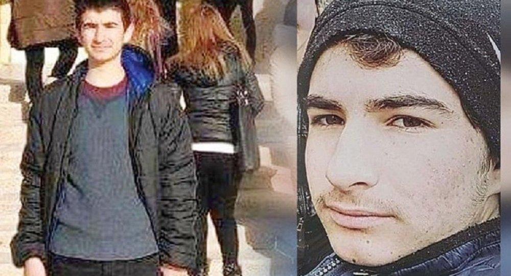 Yanlışlıkla Ermenistan'a geçen Umut Ali