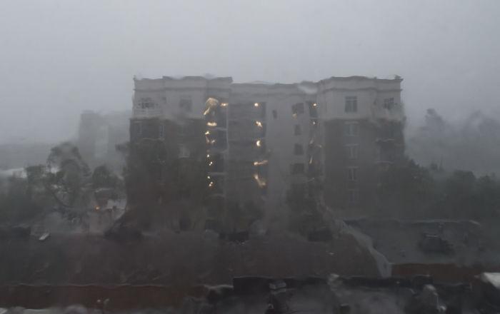 ABD'yi vuran fırtına ve şiddetli yağış 4 can aldı