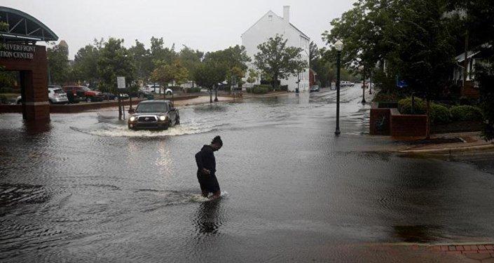 Florence Kasırgası-ABD