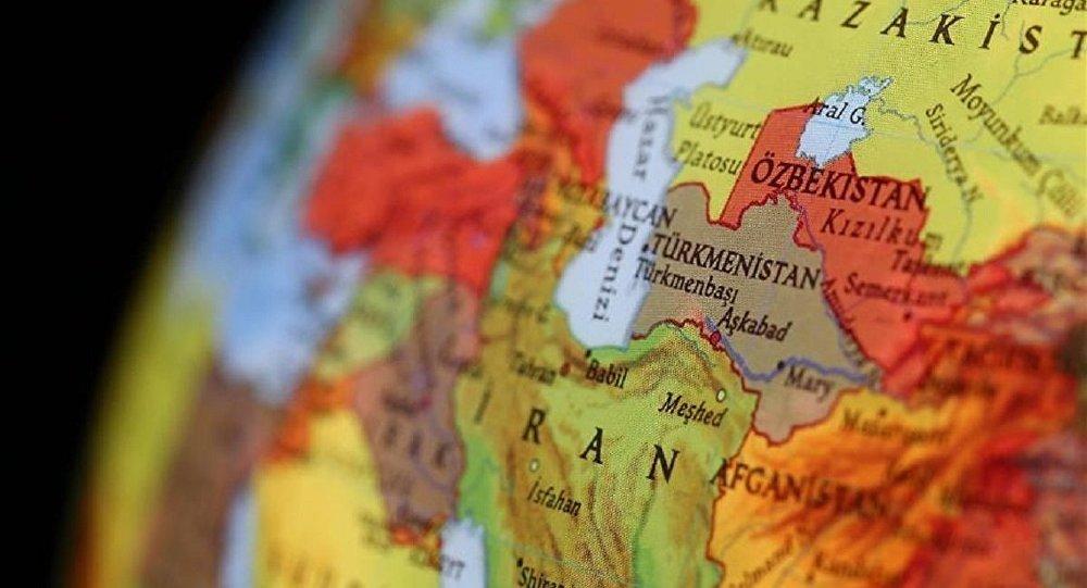 İran harita