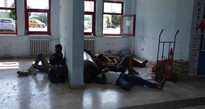 İstanbul diye Sinop'a bırakıp gittiler