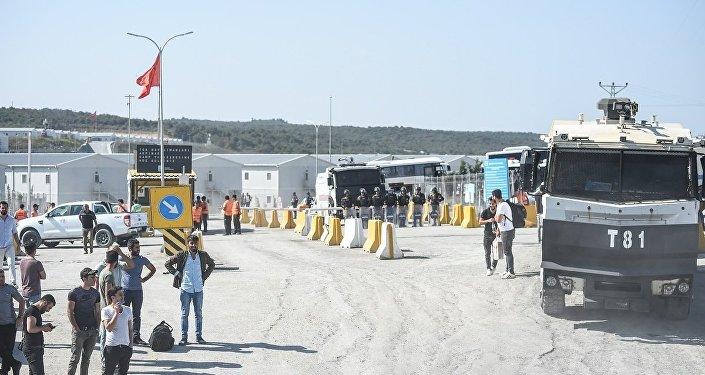 3. havalimanı, eylem, protesto