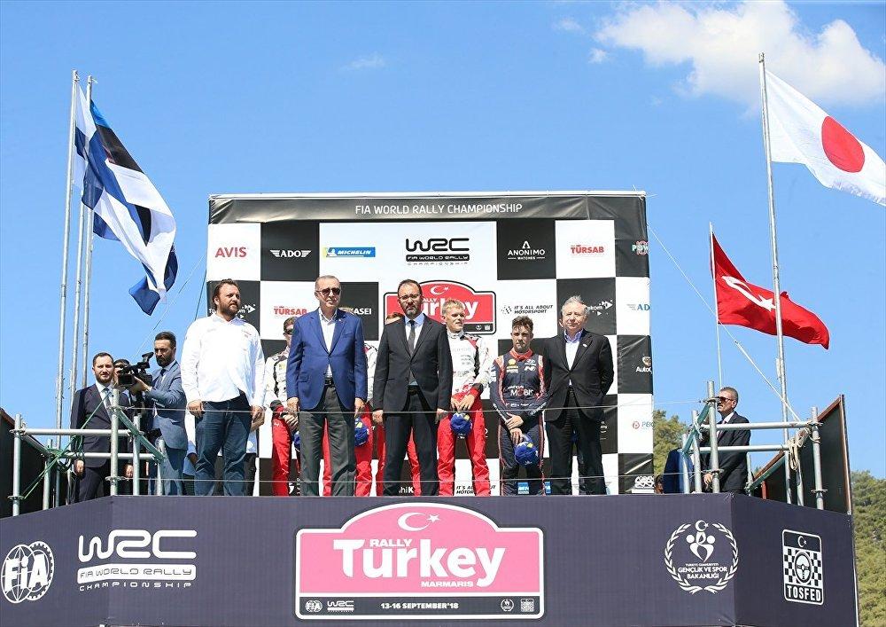 Dünya Ralli Şampiyonası