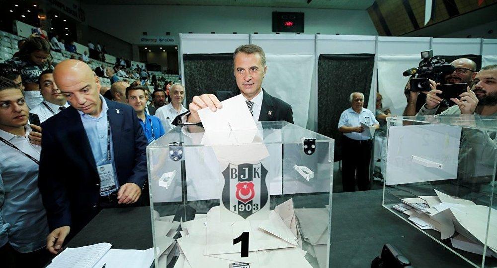 Beşiktaş Kulübünün olağanüstü seçimli genel kurulu