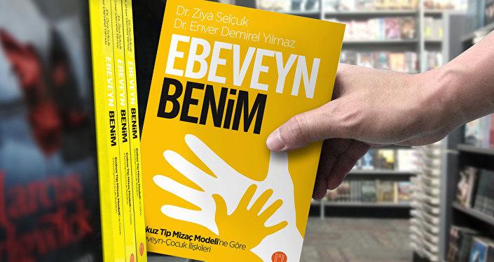 Milli Eğitim Bakanı Selçuk'un kitabı raflarda: Ebeveyn benim