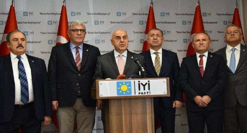 Cihan Paçacı, İYİ Parti