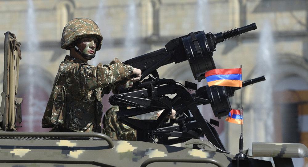 Ermenistan askeri