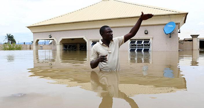 Nijerya-Sel felaketi