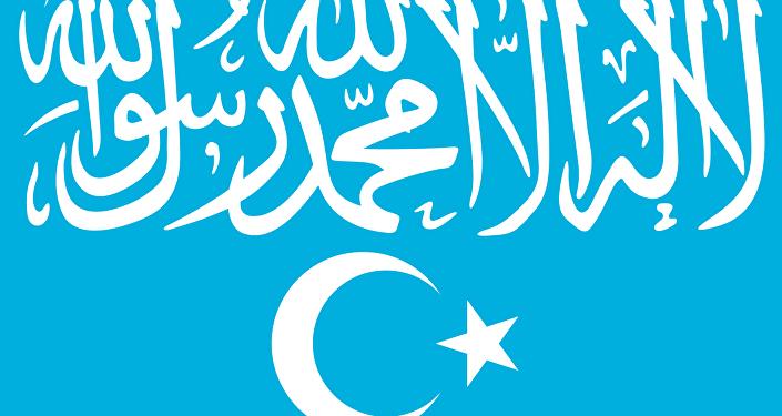 Türkistan İslami Partisi bayrağı