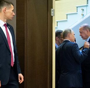 Soçi'de İdlib için Putin-Eroğan zirvesi