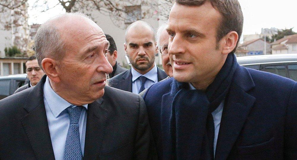 Collomb-Macron