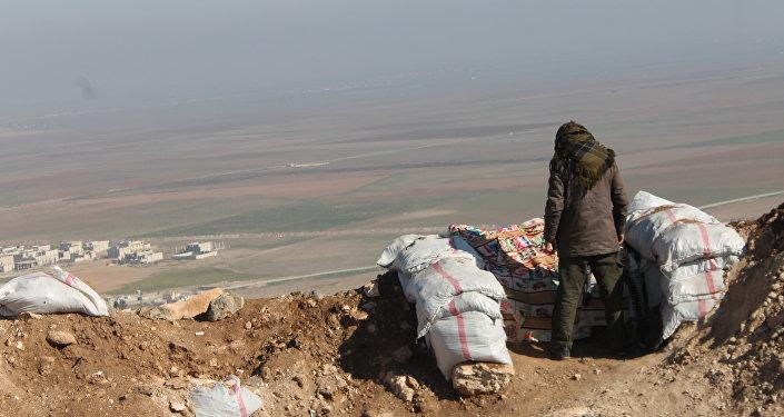 ABD Suriye'de askeri varlığını artırıyor: Deyr ez-Zor'da yeni askeri bir üs kuruldu