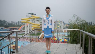 Kuzey ve Güney Kore'de aynı mesleği yapan kişilerin görünümü