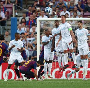 UEFA Şampiyonlar Liginde gecenin maçları tamamlandı: Messi'den 8. hat-trick