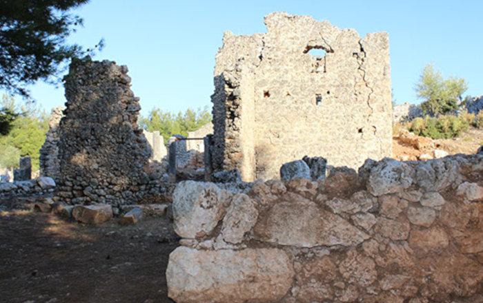 Antalya'da yıllar süren kazı çalışması sonrası 2200 yıllık kent ortaya çıkarıldı