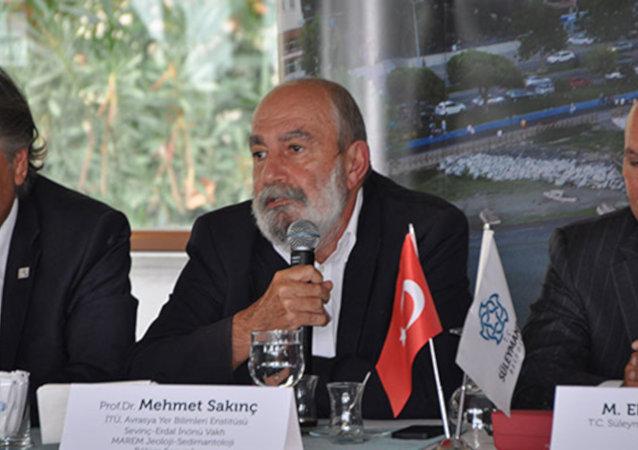Jeoloji profesöründen 'Marmara Depremi' açıklaması