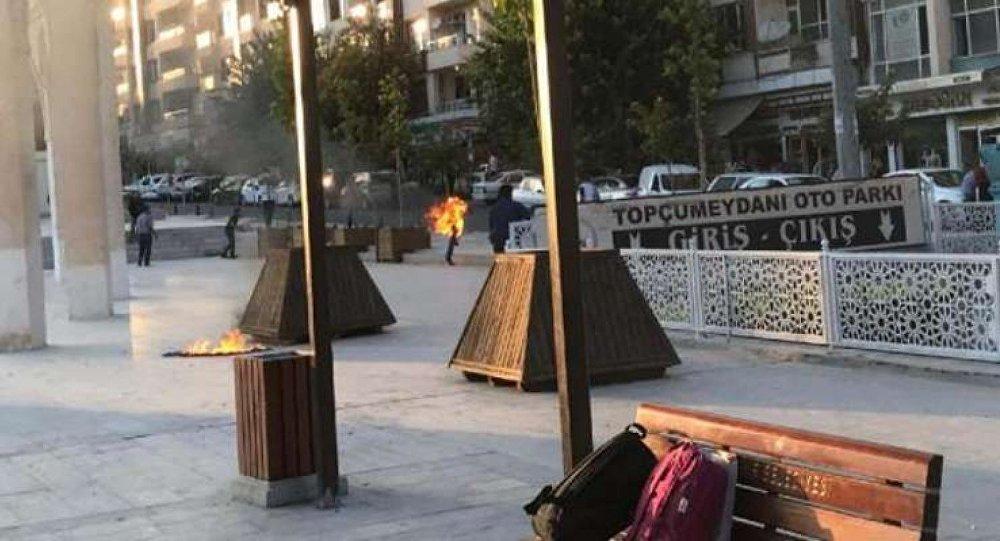 Şanlıurfa'da işsiz genç üzerine benzin döküp ateşe verdi
