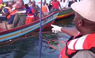 Tanzanya'da feribot kazası