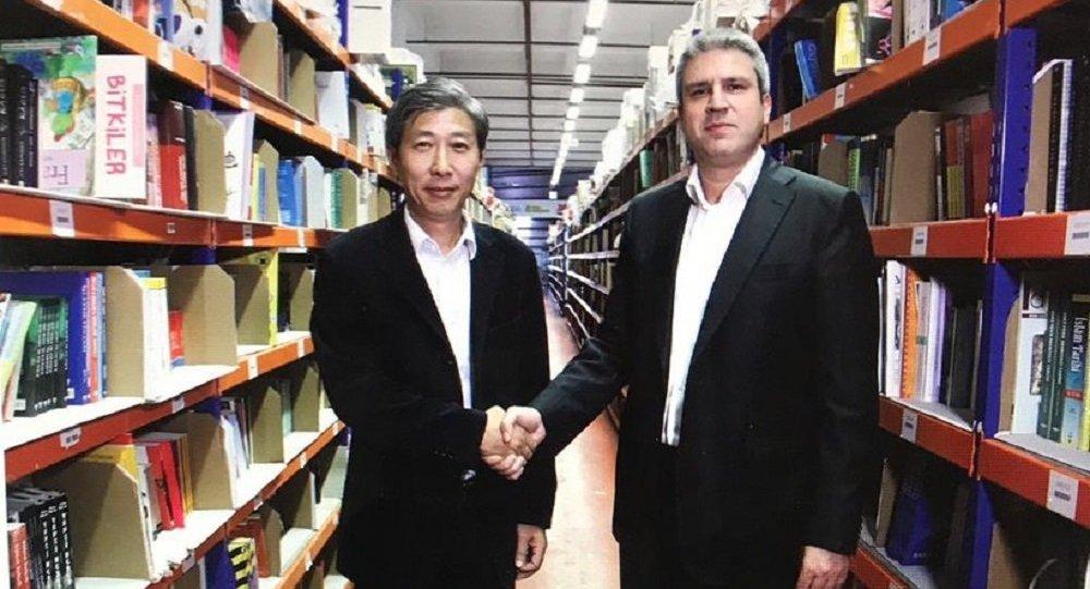 'Çin ile Türkiye arasında kültürel köprü kuruluyor'