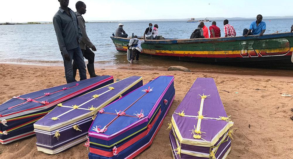 Feribot kazasında ölü sayısı 196'ya yükseldi
