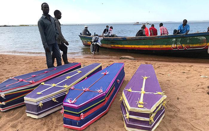 Tanzanya'daki feribot kazasına ölü sayısı 196'ya yükseldi: 'Çoğu yüzme bilmediği için kurtulamadı'