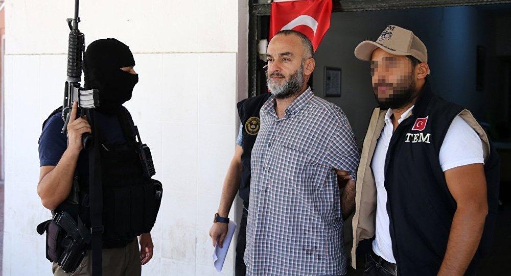 IŞİD'in Adana Emiri,  Eyüp B