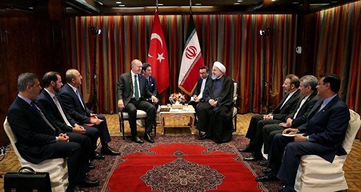 Erdoğan, Ruhani