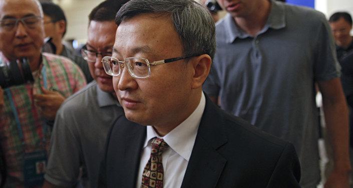 Çin Ticaret Bakanı Yardımcısı Wang Shouwen