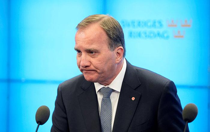 Güvenoyunu alamayan İsveç'in sosyal demokrat başbakanı istifa edecek