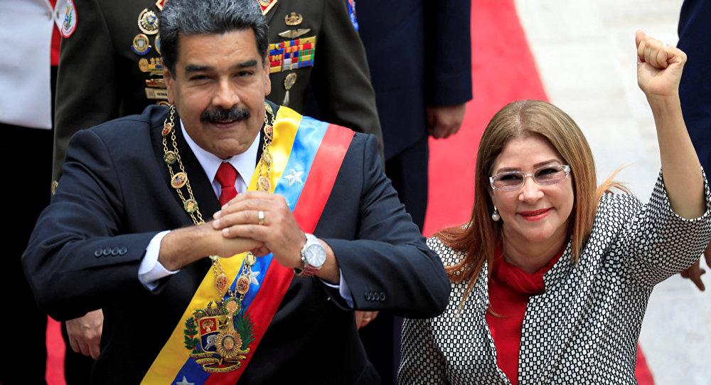 Nicolas Maduro-Cilia Flores