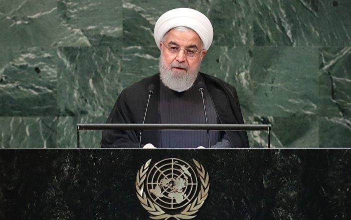 Ruhani: ABD, İran'da rejim değişikliği peşinde