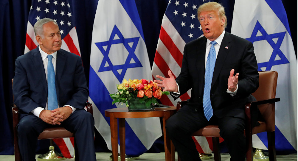 BM merkezinde Netanyahu-Trump görüşmesi