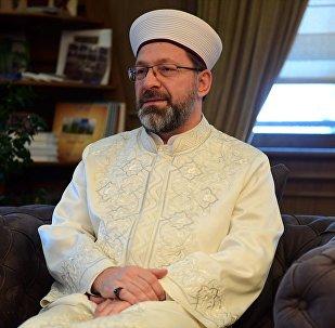 Ali Erbaş - Diyanet