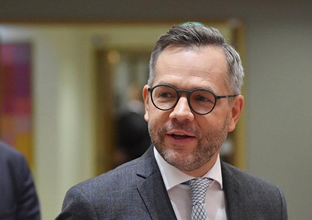 Almanya'nın Avrupa İşlerinden Sorumlu Devlet Bakanı Michael Roth