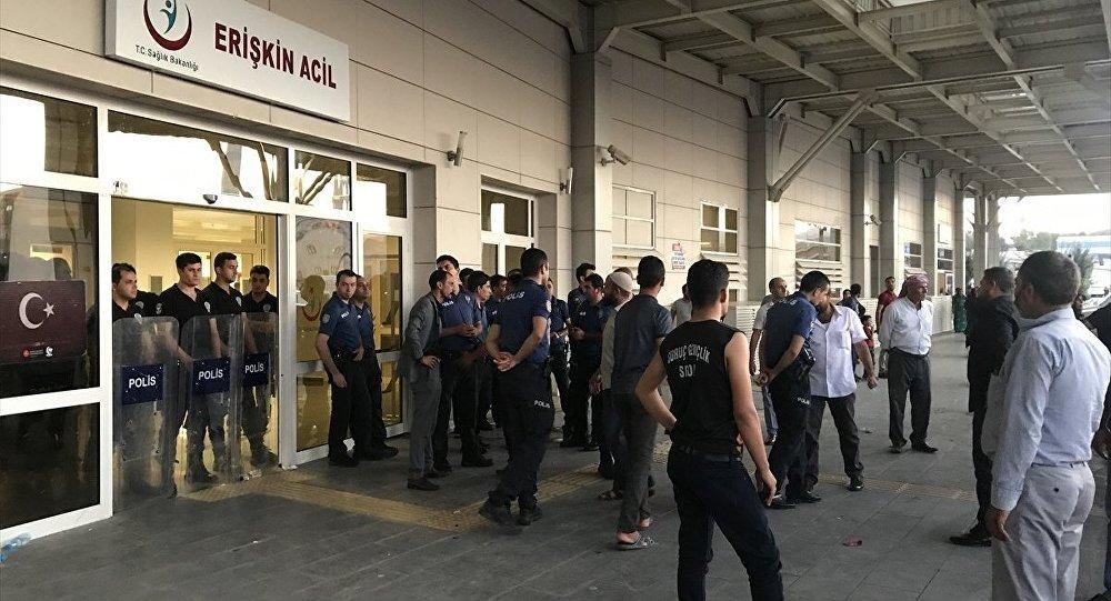 Şanlıurfa'daki silahlı kavga