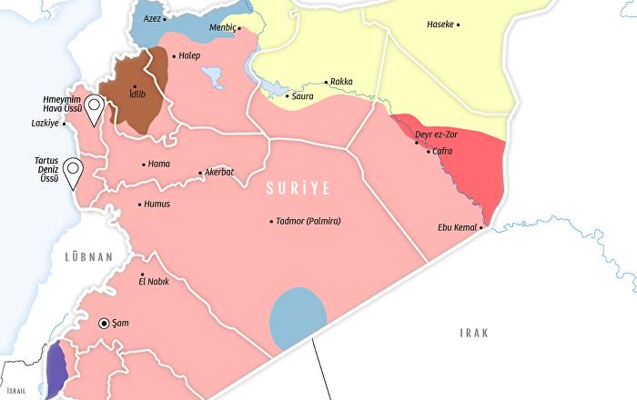 Suriye'de durum