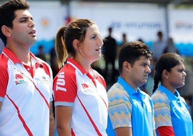Türkiye, Dünya Okçuluk Şampiyonası'nda altın madalya kazandı