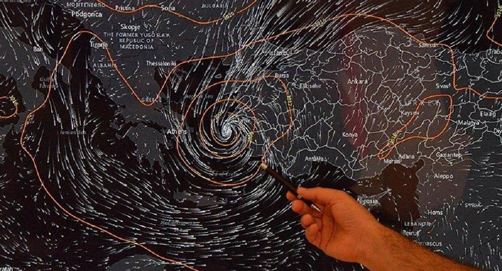 AFAD'dan 'tropik fırtına' uyarısı:Televizyon ve radyonuzu açın, cep telefonunuzu şarj edin