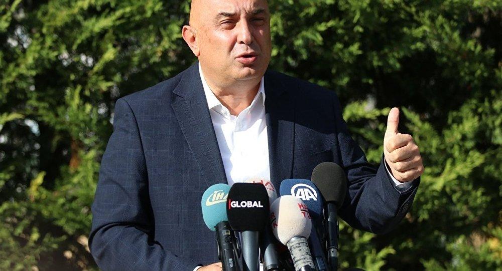 CHP Grup Başkan Vekili Engin Özkoç
