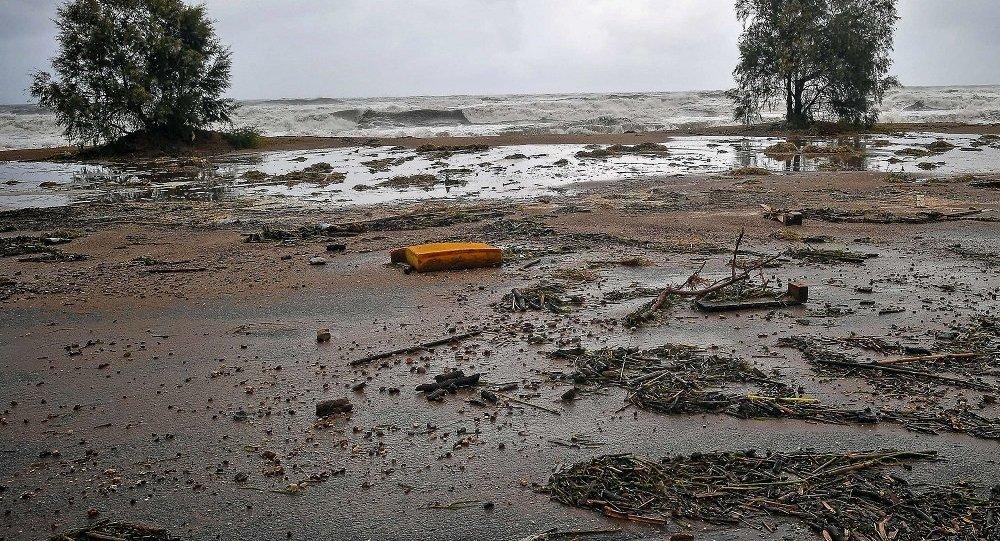 Yunanistan tropik fırtına