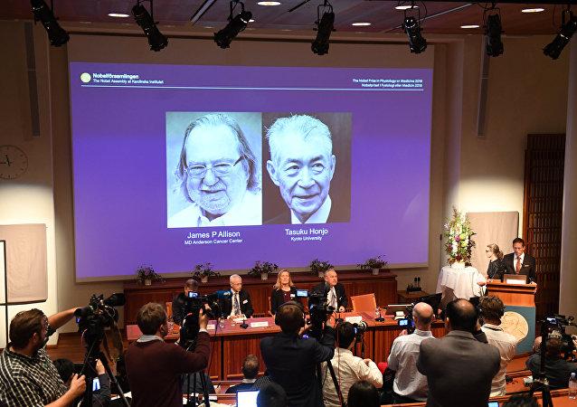 2018 Nobel Tıp Ödülü