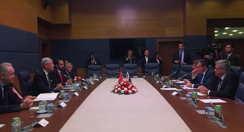 Rusya Devlet Duması Dış İlişkiler Komitesi Başkanı Slutsky'dan Türkiye'ye destek