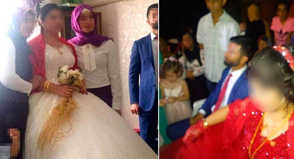 14 yaşındaki kız çocuğu, evlendirilmekten kurtarıldı