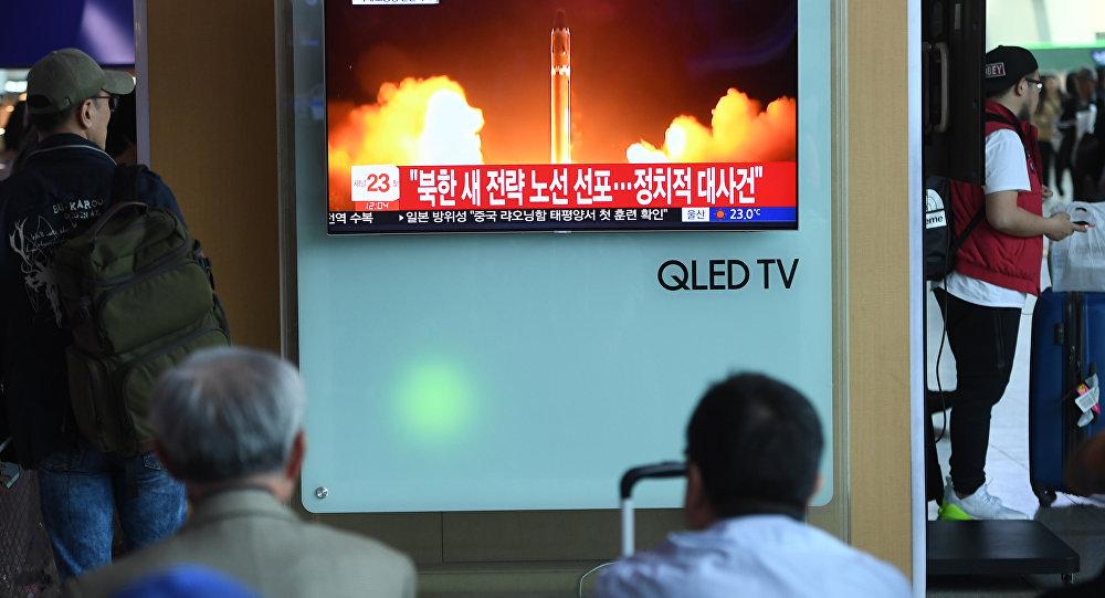 Kuzey Kore-Nükleer