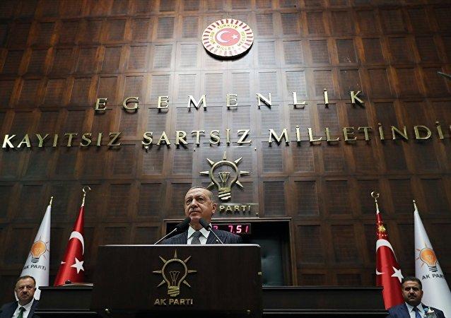Recep Tayyip Erdoğan - AK Parti