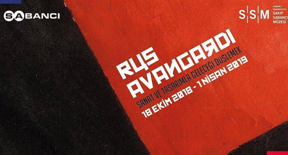 'Rus Avangardı' sanatseverlerle buluşacak