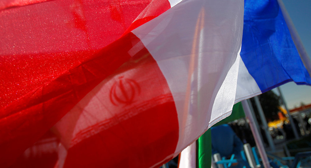 İran-Fransa