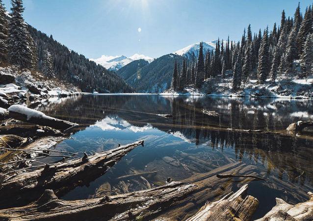 Kazakistan'ın gizemli  yerleri